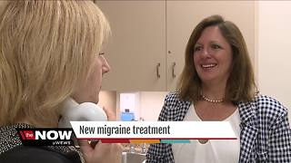 FDA approves new drug-free migraine treatment - Video