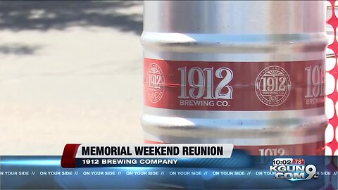 Tucson 1912 brewery holds reunion for veterans