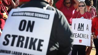 Colorado Bill Proposes Fines Or Jail Time For Teachers Who Strike