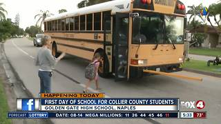 New app will track school buses in Collier County - Video