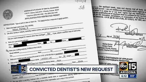 Impostor exposed by ABC15 petitions to keep practicing