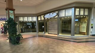 What's going on with the McKinley Mall?