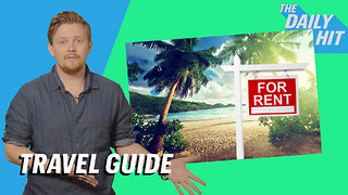 How to Rent Your Own Private Island