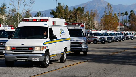 Study Finds People In Poor Neighborhoods Wait Longer For Ambulances
