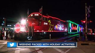 Milwaukee area holiday events light up the nights - Video