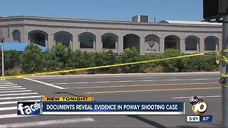 Documents reveal evidence in Poway shooting