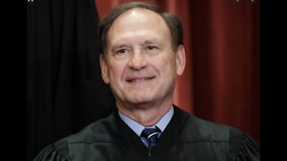 Justice Alito: Pandemic Has Brought 'Unimaginable Restrictions' On Freedoms