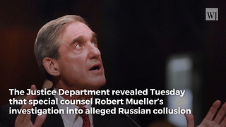 Here's How Much Robert Mueller's Russia investigation Has Cost Taxpayers So Far - Video