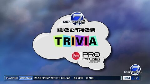 Weather trivia: Largest two-day temperature change