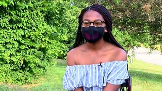 Teen in foster care overcomes abuse, wins college scholarship