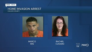 Home invasion arrest in Collier County