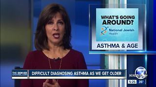 Asthma and Age - Video
