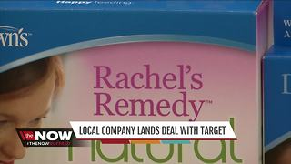Local company gets national deal - Video