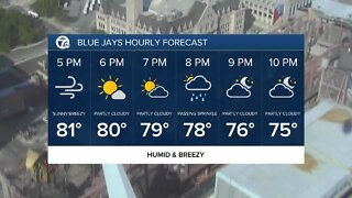 7 First Alert Forecast 0811 5pm