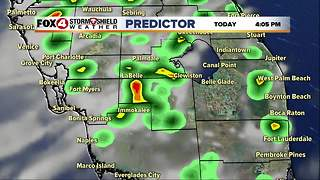 FORECAST: Hot & humid with PM storms - Video