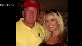 President Trump seeking advice on how to handle Stormy Daniels scandal - Video