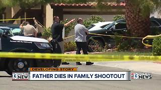 Teen accused of shootout with mom after killing dad