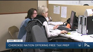 Cherokee Nation Offering Free Tax Prep