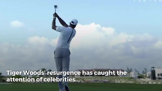 Tiger Woods Proves He Is Back For Real - Video
