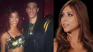 Did Lonzo Ball Just GHOST His Pregnant Girlfriend Denise for a Singer!!? - Video