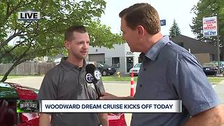 COMPLETE COVERAGE: 2018 Woodward Dream Cruise - Video