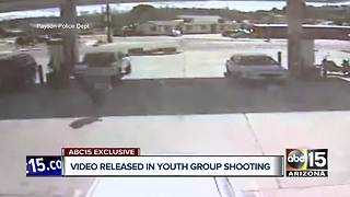 Video released in youth group accidental shooting