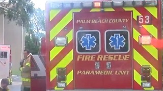 Crews put out apartment fire in Boca Raton - Video