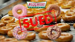 Krispy Kreme Sued In Class Action Over Maple, Blueberry Donuts - Video