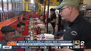 Chick & Ruth's Delly under new ownership - Video