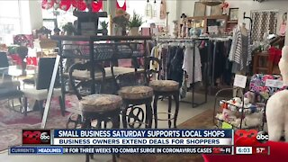 Small Business Saturday supports local shops
