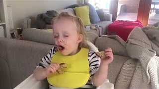 The Art of Feeding Yourself While You Are Asleep - Video