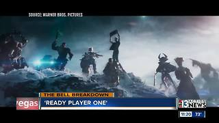 Josh Bell reviews 'Ready Player One' - Video