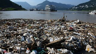 China Shares Plan To Reduce Its Plastic Reliance By 2025