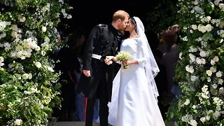 Prince Harry And Meghan Markle's Royal Wedding Broke With Tradition - Video