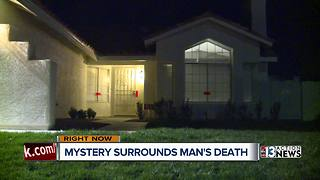 Man shot and killed inside Desert Shores home - Video