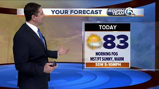 South Florida weather 12/20/17 - 4am report - Video