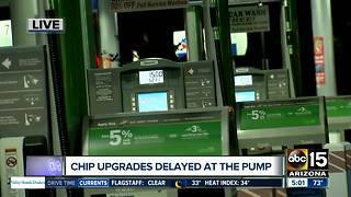 Gas stations must install chip readers by 2020 or become liable for skimmers - Video