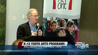 Mayor Rothschild announces youth collaboration arts program