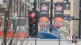 Downtown restaurants bank on Big 12 tourney for strong sales - Video