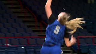 UB women's basketball getting help from down under - Video