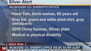 Muskogee County Silver Alert - Video