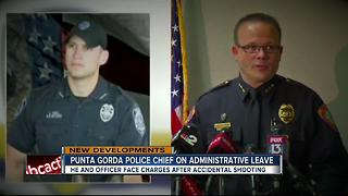 Chief & officer charged in Police Academy death - Video