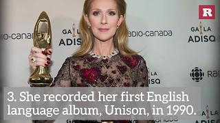 5 Facts About Celine Dion | Rare People - Video