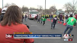 Heroes Pull event benefits Special Olympics Kansas - Video