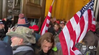 Kansas City-area high school students watch Electoral College count and U.S. Capitol riot