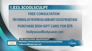 Hollywood Body Laser Center: Get Rid of Stubborn Fat with Coolsculpting.