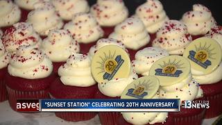 Sunset Station celebrating 20th birthday - Video