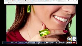 Jolly Rancher creates jewelry that looks like the candy - Video