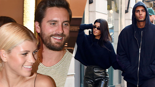 Kourtney Kardashian & Scott Disick Ready For Their Lovers To Become Step Parents To Their Kids?