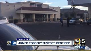 UPDATE: Suspect ID'd in 7-Eleven attempted robbery - Video